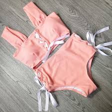 Two Pieces <b>Family Match Swimwear Mother</b> and Daughter Mum and ...