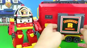 Игрушка для детей Робокар Рой с гаражом. <b>Трансформер</b> Из ...