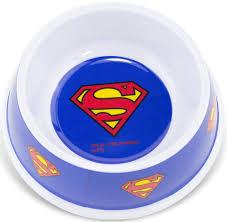 <b>Миска Buckle-Down Супермен</b> мультицвет для собак - купить в ...