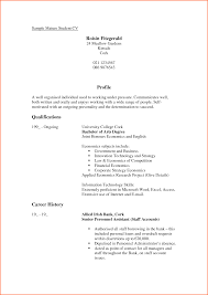 teacher cv template cv resumes maker guide teacher cv template sample cv ul university of limerick 10 cv sample for student event