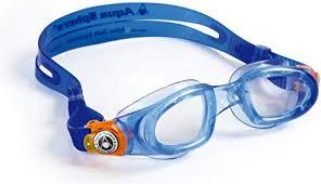 <b>Aqua</b> Sphere Childrens/<b>Kids Moby</b> Swimming Goggles (One Size ...