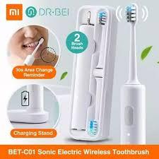 Xiaomi Mijia BET-<b>C01</b> Waterproof Wireless <b>Sonic Electric</b> ...