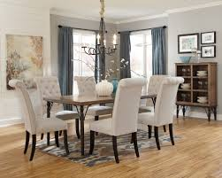 Traditional Dining Room Furniture Sets Glass Metal Decorative Wall Mirror Idea Plus Traditional Black