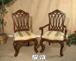 sidearm chair dining room