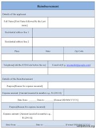 travel reimbursement form template all file resume sample travel reimbursement form template travel expense reimbursement form excel template reimbursement form template sample reimbursement form