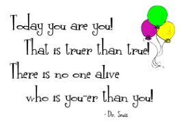 Dr. Seuss Quote | BitsofPositivity.com via Relatably.com