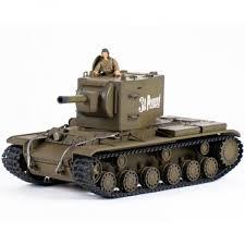 <b>Радиоуправляемый танк VsTank</b> Pro KV-2 Soviet Army Green .