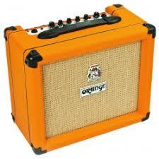Отзывы о <b>Гитарный комбоусилитель Orange Crush</b> PiX CR20LDX