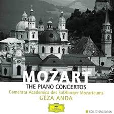 <b>Mozart</b>: The <b>Piano Concertos</b>