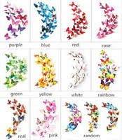 Wholesale Butterflies <b>3d Wall Decoration</b> for Resale - Group Buy ...