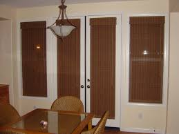 french doors closed traditional image of window treatments for french doors to a patio