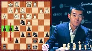 Chinese Machine Ding <b>Liren</b> Crushes Caruana With A Mighty Attack ...
