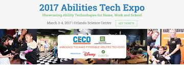 abilities tech expo make it possible