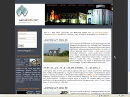 twocolumn business website template css column css click to enlarge