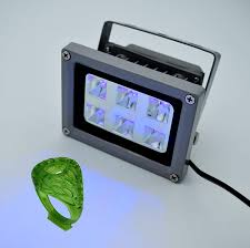 3D Printer <b>Resin</b> LED <b>UV Curing Light</b> 405nm with 60W Output Affect
