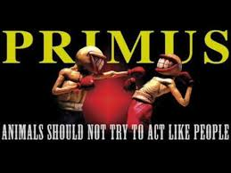 <b>Primus</b> - <b>Animals Should</b> Not Try to Act Like People (full live ...