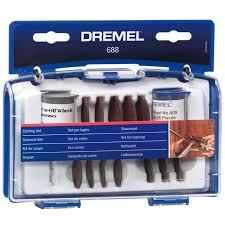 """<b>Набор</b> оснастки для <b>резки</b> """"<b>Dremel</b> 688"""", 68 предметов — купить в ..."""