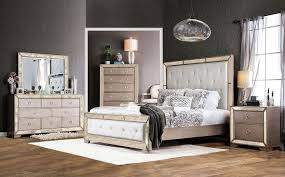 ailey bedroom furniture with mirrored accents bedroom furniture mirrored bedroom