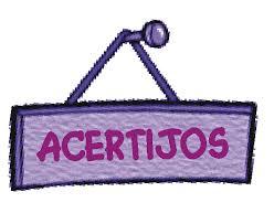 GANADORES CONCURSO ACERTIJOS