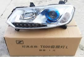 Оптика и свет <b>Zotye</b> T600 – купить по лучшей цене | TuningDop
