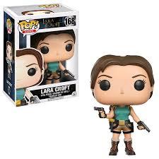 <b>Tomb Raider Lara Croft Funko POP</b>! <b>Vinyl</b> | The Gamesmen