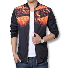 Shop <b>2016 New Arrival</b> Spring Men's Jackets Printed <b>Fashion</b> Coats ...
