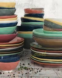 Фарфоровая <b>закусочная тарелка 21</b> см мятный серия <b>Interiors</b> ...