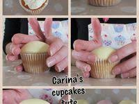 186 лучших изображений доски «capcake» | Капкейки, Торт ...
