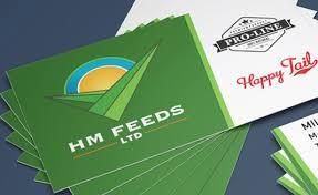 Agent Orange Design   Case Studies  Branding  quot HM Feeds quot   Zambia  SlideShare