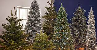 Best <b>Artificial Christmas Trees</b> | Pre Lit | Homebase | Homebase