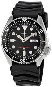 seiko skx007 k men s watch seiko amazon co uk watches