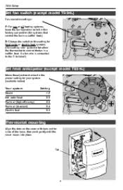 honeywell thermostat t834n owner s manual