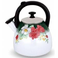 <b>Чайник эмалированный</b> KELLI KL-4199 со свистком <b>3.0</b>л лучшая ...