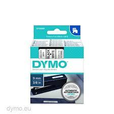 <b>Dymo S0720680 D1</b> 40913 Tape 9mm x 7m Black on White | Dymo.eu