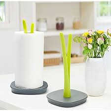 Standing Paper Towel Holder Countertop with Weighted Base ...