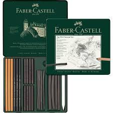 "Цена на <b>Набор угля и угольных</b> карандашей Faber-castell ""Pitt ..."