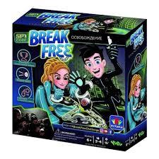 <b>Настольная игра BREAK</b> FREE Освобождение — купить в ...