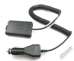 <b>Автомобильное зарядное устройство</b> для рации <b>Baofeng</b> UV-5R ...