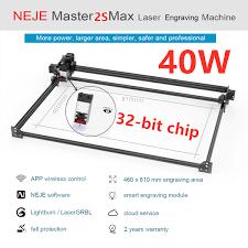 <b>NEJE Master 2s</b> Max 30W 40W 460 x 810MM Professional Laser ...