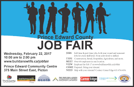 job fair prep career edge there is an upcoming job fair in prince edward county and we want to make sure you are ready
