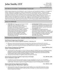 sample engineer resume  tomorrowworld cosample