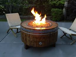 patio furniture fire pit shapes