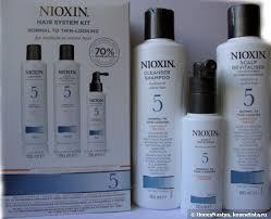 <b>Nioxin</b> Hair <b>system kit</b> №<b>5</b> / Отзывы о косметике и парфюмерии ...