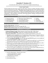 sle resume for senior attorney lawyer senior attorney resume