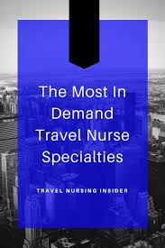 travel nursing insider job tips after my first day on the job at a nurse staffing agency i seriously considered quitting i remember thinking how does anyone remember all of these