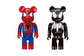 "Marvel x Medicom Toy Bearbrick ""Happy Lottery"" Collection | Dope ..."