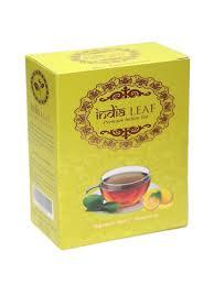 <b>Чай India LEAF черный</b> с лимоном 100 г. <b>INDIA LEAF</b> 12922115 в ...