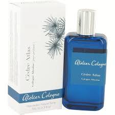 <b>Cedre Atlas</b> Perfume by <b>Atelier Cologne</b> | FragranceX.com