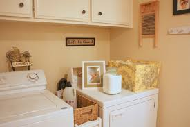 Narrow Laundry Room Ideas Small Laundry Room Makeover Pinterest