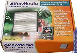 <b>TV</b>-<b>тюнер AVerMedia AVerTV</b> USB 2.0 — необычный дизайн и ...